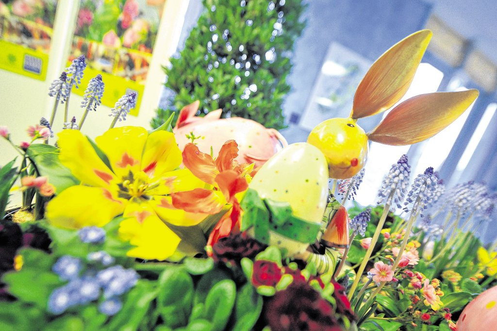 Messe Haus Garten Und Genuss Zeigt Fruhlingstrends Waz De Essen