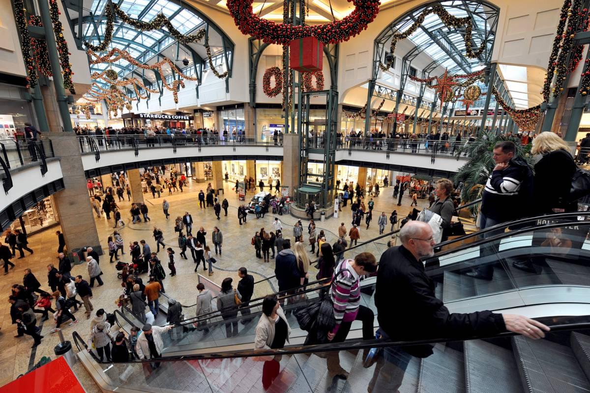 2e3724774babe0 Centro Oberhausen steckt Millionen in Renovierung