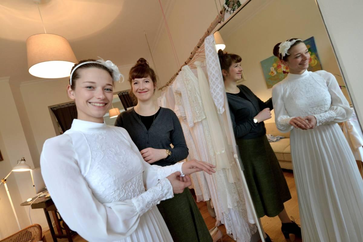 Bei Vererbt Erzahlen Gebrauchte Brautkleider Liebesgeschichten