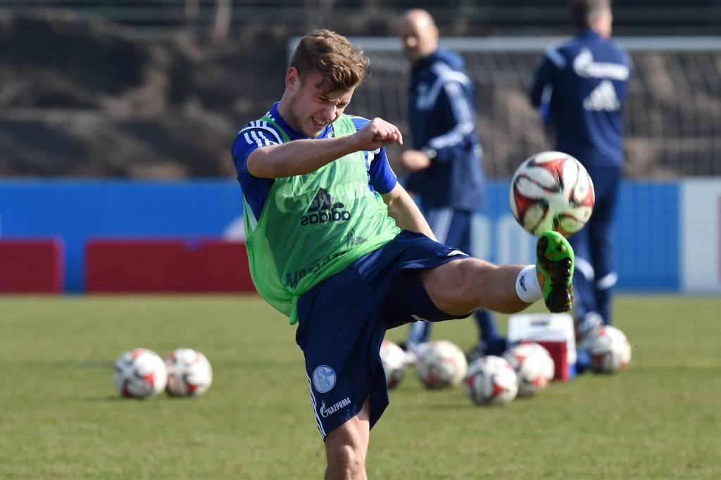 Schalke Talent Meyer Findet Gefallen An Der Europa League Wazde S04