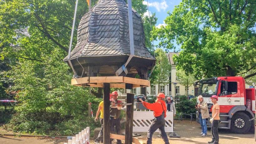 Kettwiger Rathaus Ist Ohne Turm Wazde Kettwig Und Werden