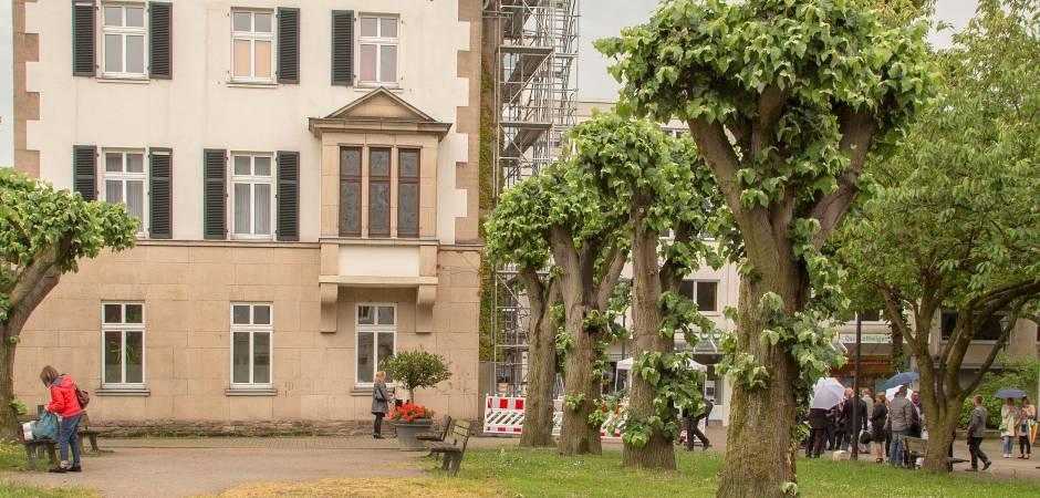 Interessent Für Gastronomie Im Rathaus Wazde Kettwig Und Werden