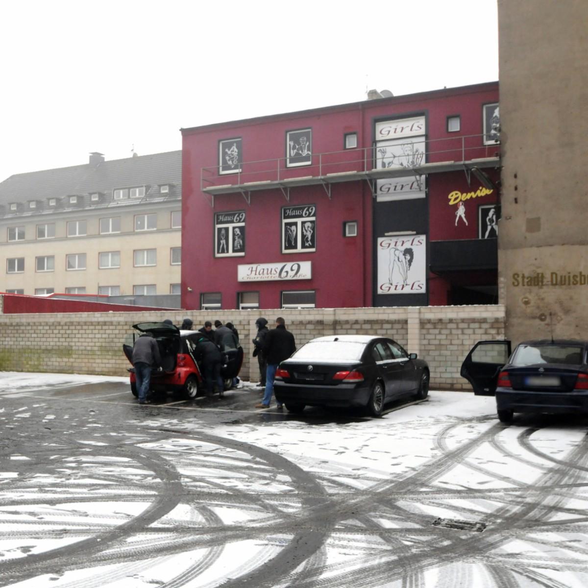 Duisburg eros Flasshofstrasse girls