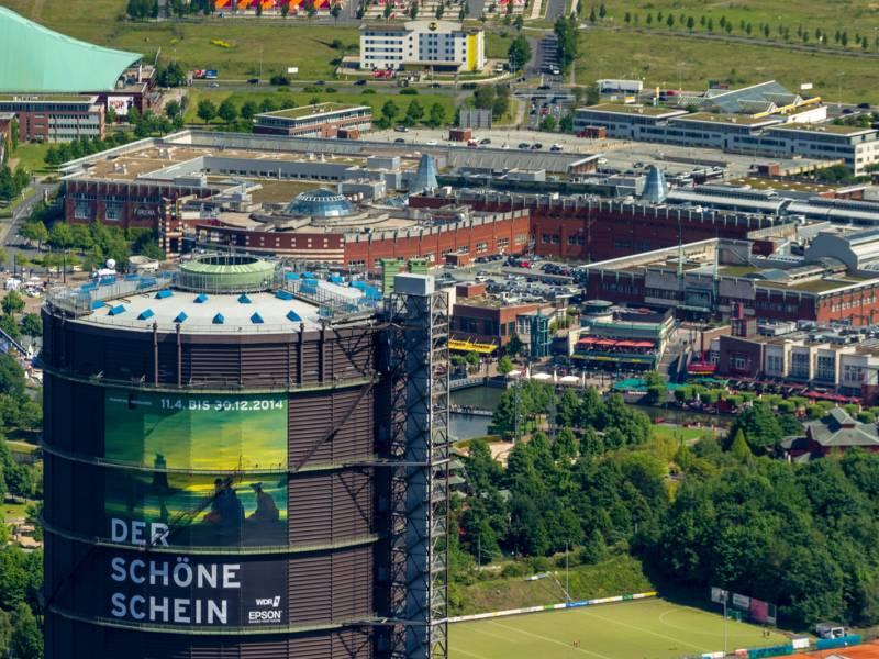 a4433b01209004 Das Oberhausener Centro früher und heute