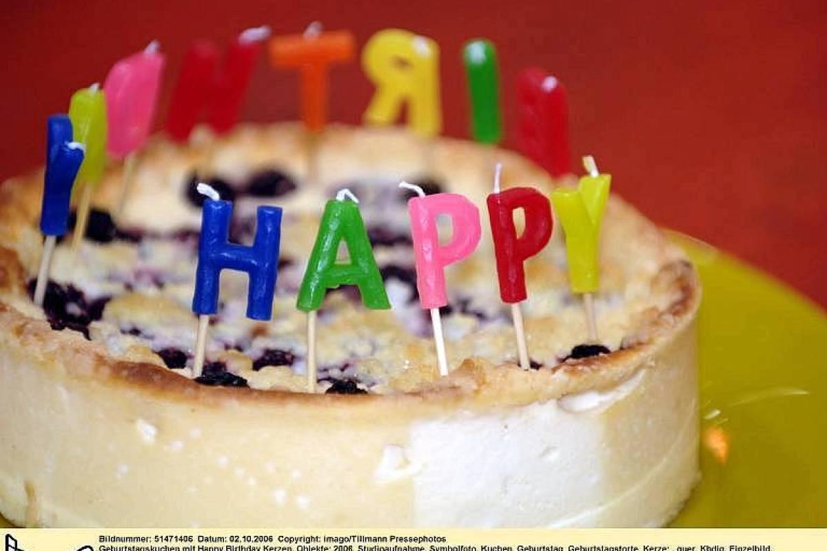 Immer Mehr Kitas Lehnen Mitgebrachten Geburtstagskuchen Ab Waz De