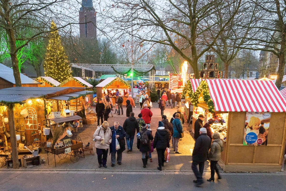 Weihnachtsmarkte Am Niederrhein Eine Ubersicht