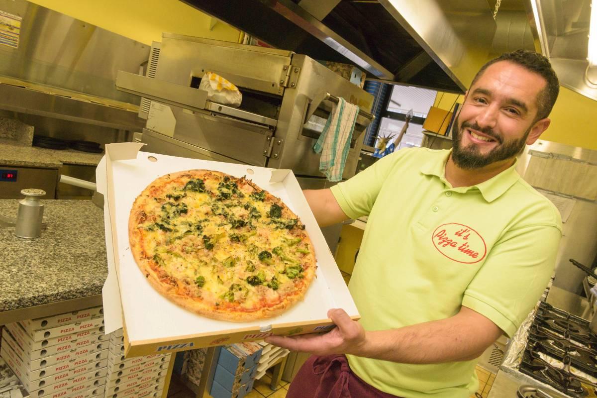 Herner Bestellen Ihre Pizza Gern Per App Wazde Herne Wanne Eickel