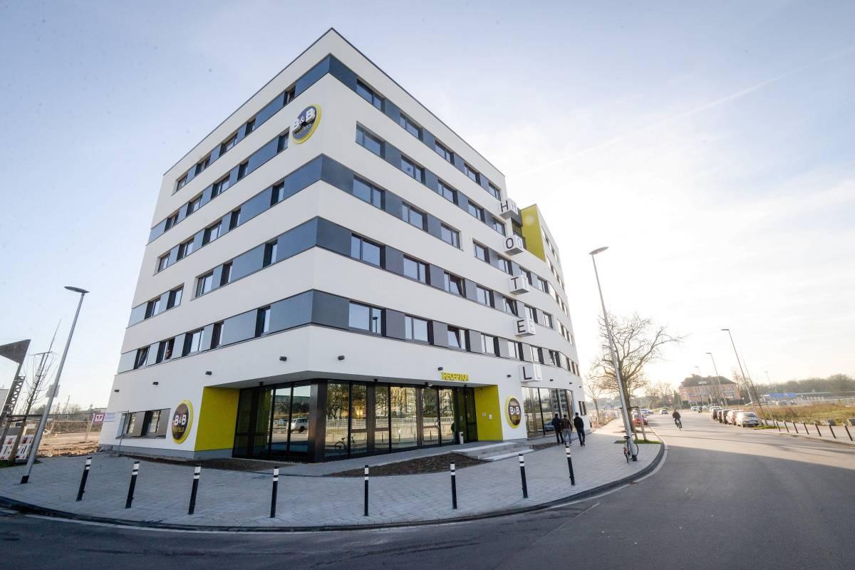 Neues B B Hotel Am Duisburger Hauptbahnhof Ist Bereit Zum Einchecken