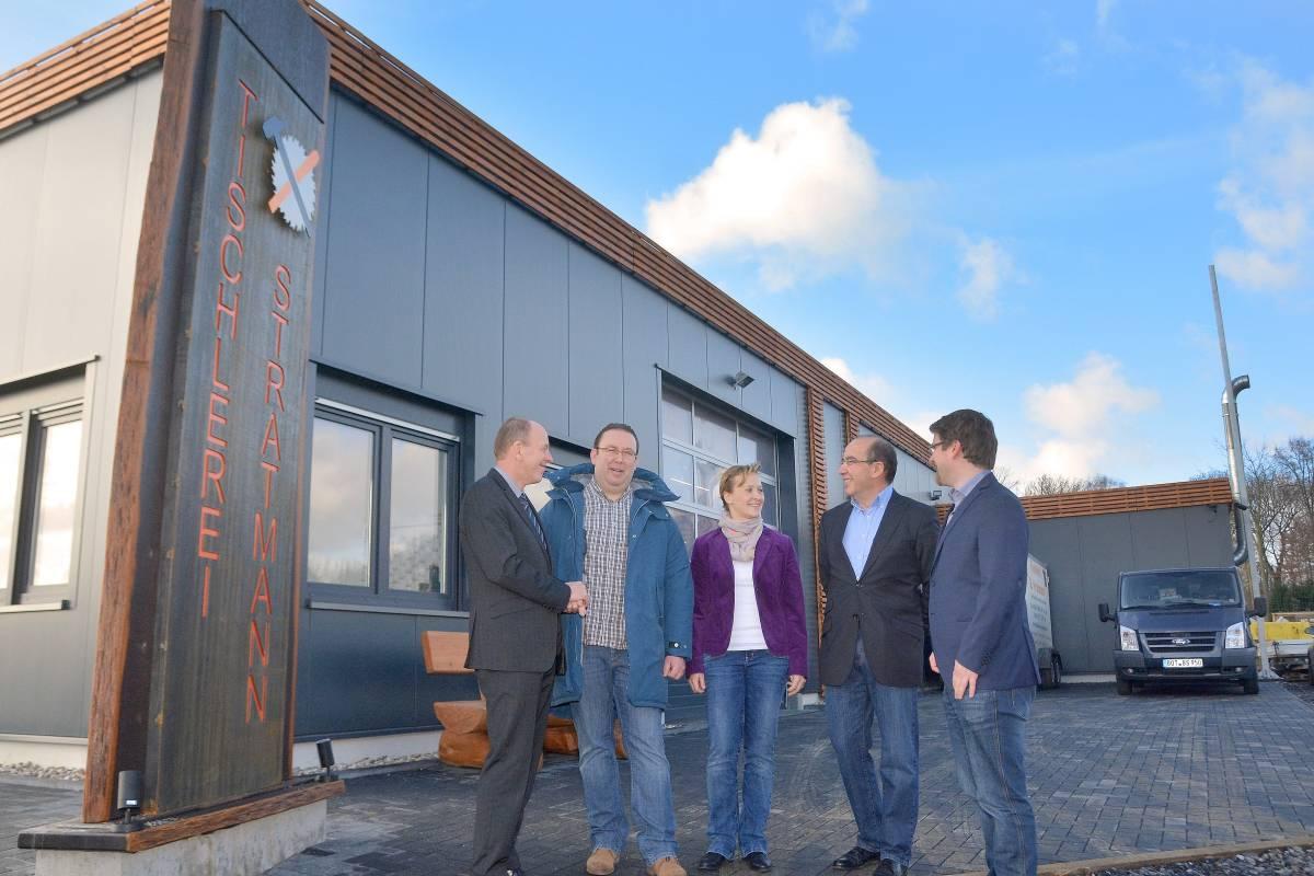 Tischlerei Findet Neuen Firmensitz In Kirchhellen Wazde Bottrop