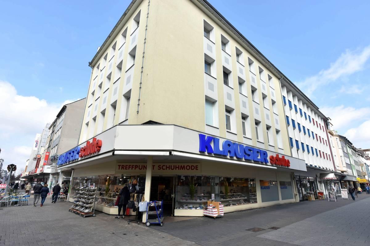 new style 57636 e6a16 Schuhhaus Klauser verlässt die Marktstraße in Oberhausen ...