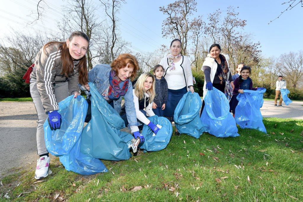 Über 3900 Menschen machen bei Gelsenkirchen putzt mit | waz.de ...