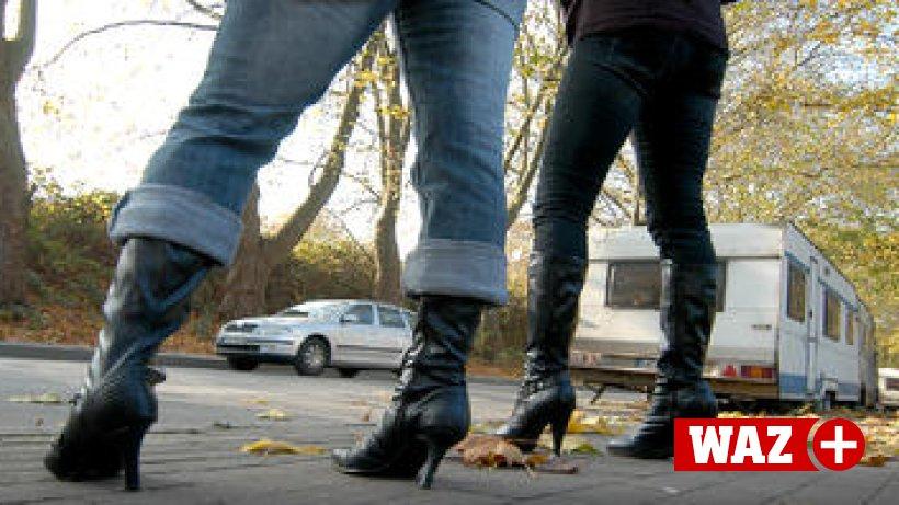Prostituierten ist es egal, wo der Straßenstrich ist - waz.de