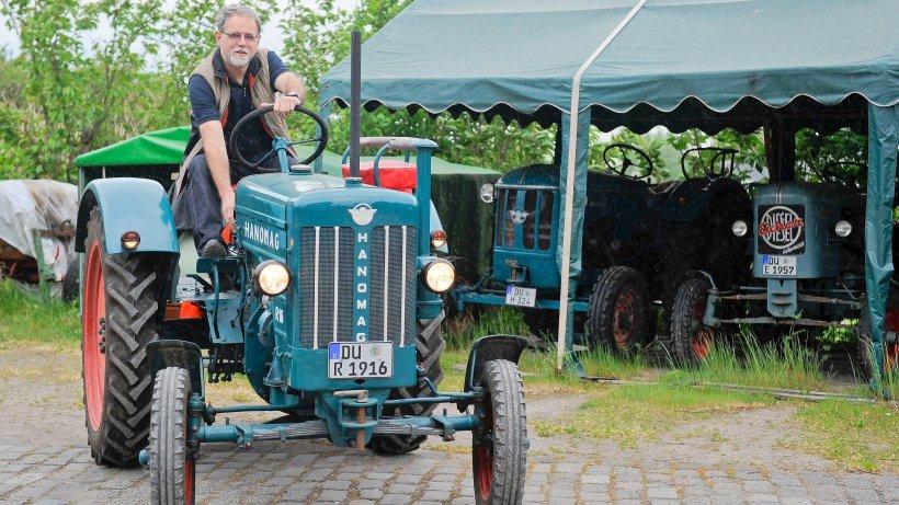 rahmer traktor club entschleunigt durch alte maschinen s d. Black Bedroom Furniture Sets. Home Design Ideas