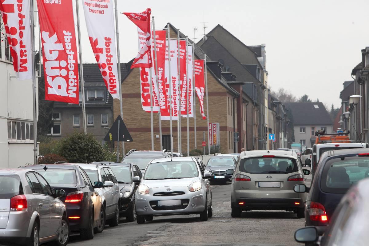 Grünes Licht Für Bau Von Xxxl Rück Haus Am Centro Oberhausen Waz