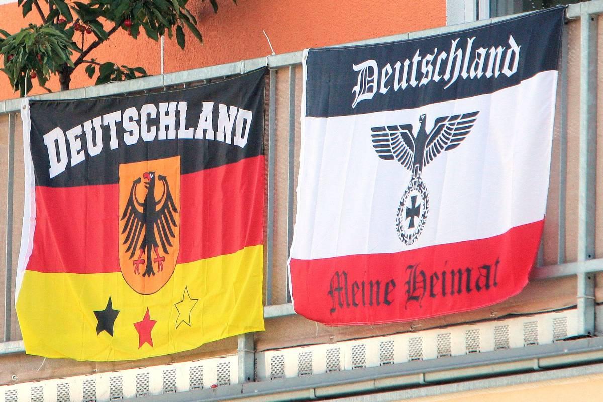 Reichsflagge Bedeutung