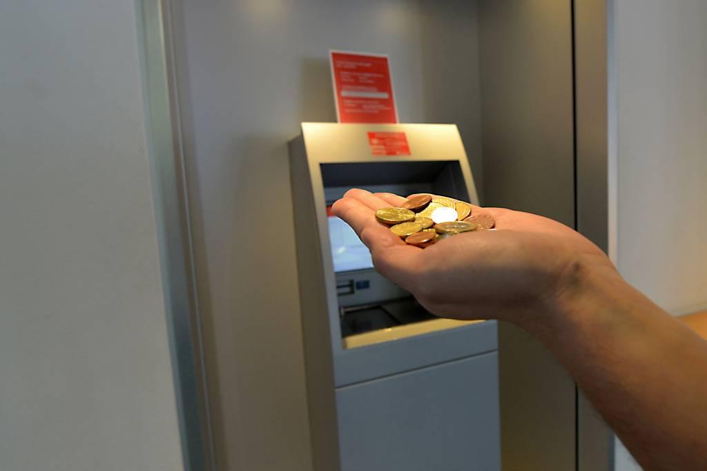 Sparkasse Verlangt Gebühr Beim Einzahlen Von Hartgeld Wazde
