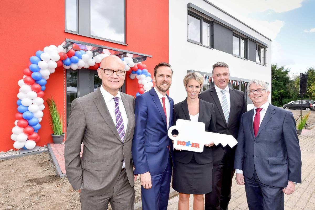 Roller In Gelsenkirchen Schafft Platz Für Expansion Wazde