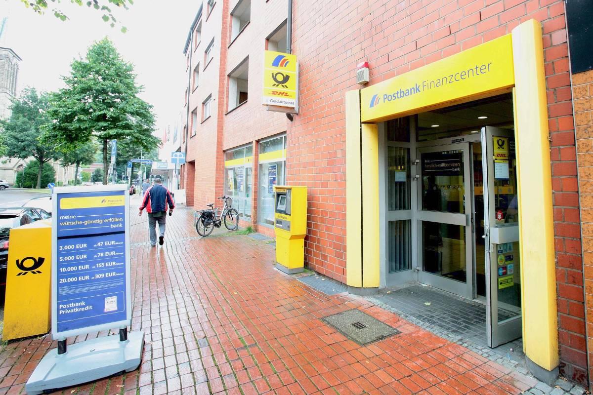 postbank mülheim