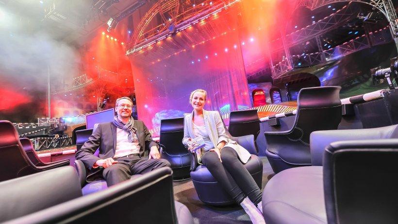bochumer starlight express verkauft 1400 theatersitze bochum. Black Bedroom Furniture Sets. Home Design Ideas