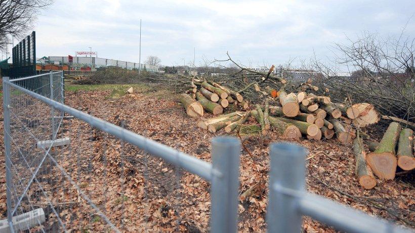 Baumarkt Gladbeck baubeginn für neuen hagebaumarkt verzögert sich erheblich waz de