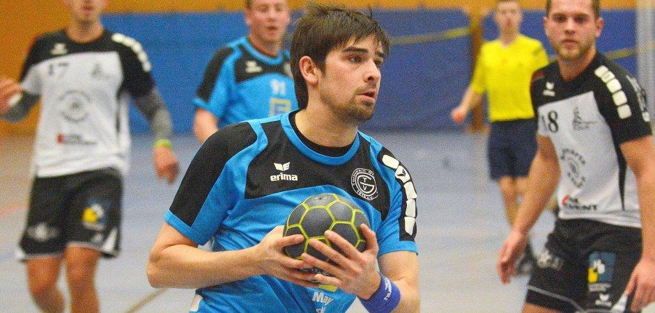 Tobias Wissing steuerte sechs Treffer zum Sieg des TV Gladbeck in Westerholt bei.