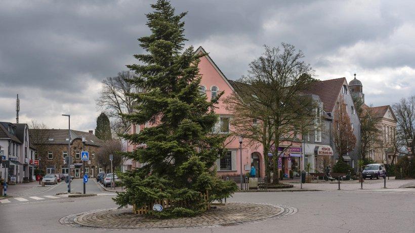 warum heisingen so sehr an seinem weihnachtsbaum h ngt. Black Bedroom Furniture Sets. Home Design Ideas
