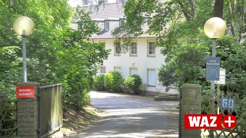 Investoren können bald für Wittener Haus Bommerholz bieten