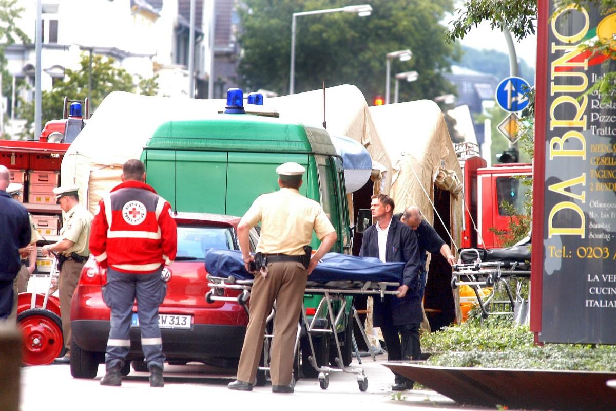 Erinnerungen an die Nacht der Duisburger Mafiamorde | waz de