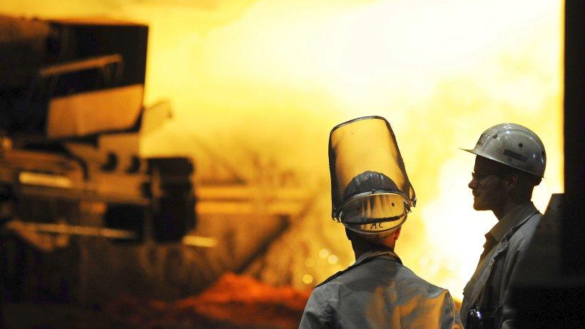 stahlkonzern arcelormittal will in duisburg 250 jobs