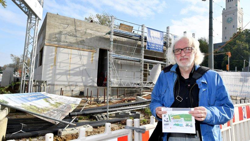 Architekt f hlt sich beim zob umbau bergangen gelsenkirchen buer - Architekt gelsenkirchen ...