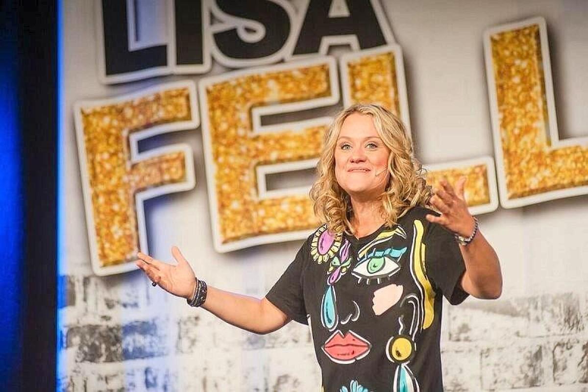 Lisa feller ehemann