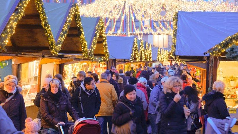 Weihnachtsmarkt Wetter