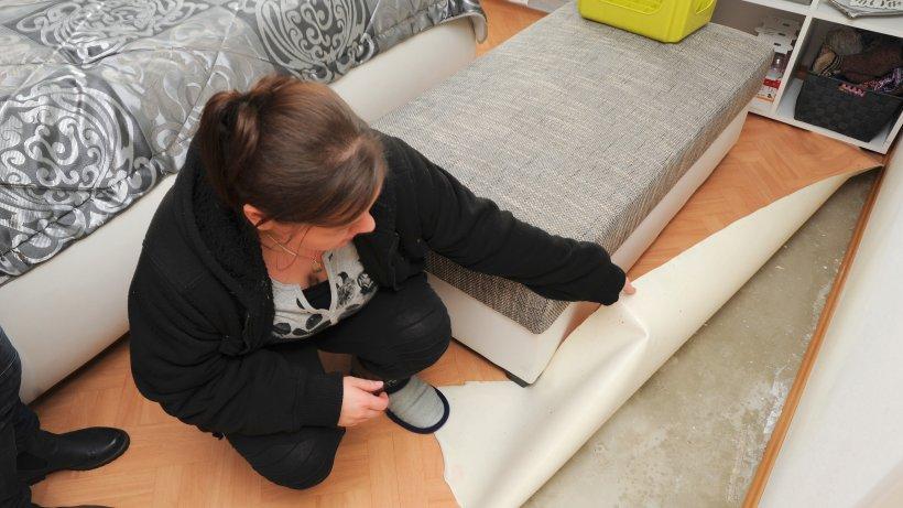 ber nacht stand die wohnung unter wasser iserlohn. Black Bedroom Furniture Sets. Home Design Ideas