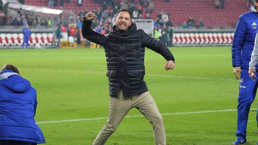 Warum Schalkes Tedesco In Stuttgart Ein Heimspiel Hatte Wazde S04