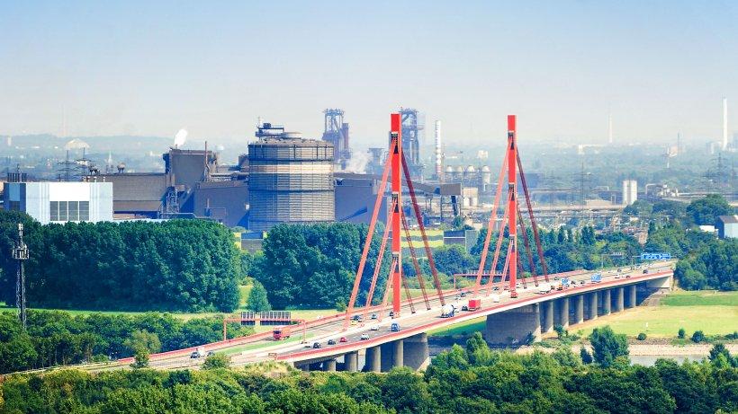 Duisburg ist die positivste Twitter-Stadt Deutschlands