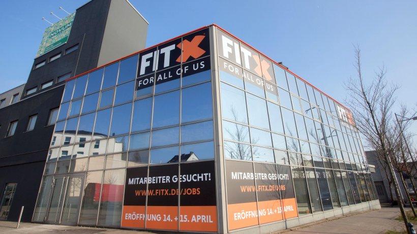 fitnessstudio fitx er ffnet im april im novum haus witten. Black Bedroom Furniture Sets. Home Design Ideas