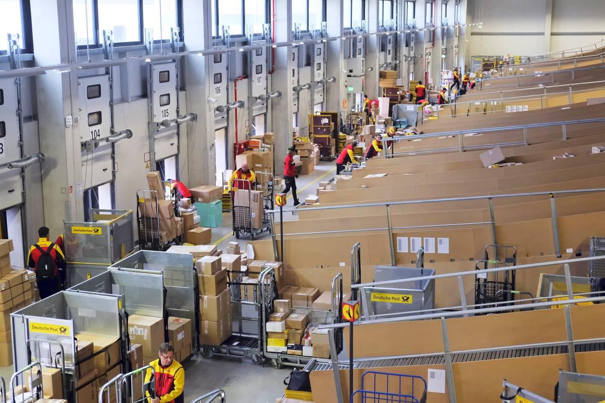 85a6f1d8543bf0 Von Bochum aus wird DHL das Ruhrgebiet mit Paketen versorgen