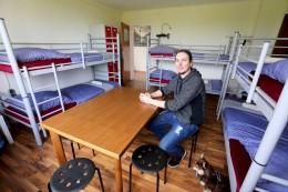 """TOURISMUS: """"Cozy Hostel"""" setzt auf Musiker, Partygänger und Touristen"""