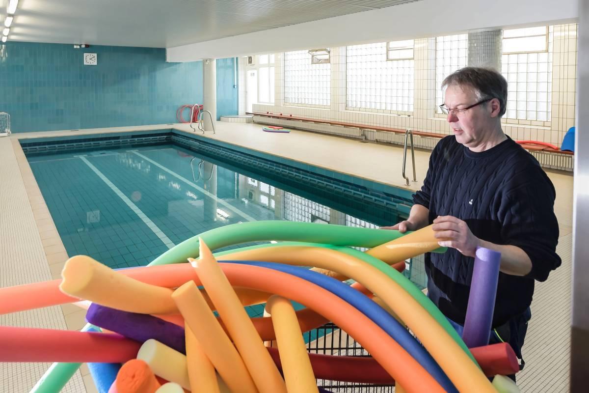 Schwimmen Lernen Kinder Bochum