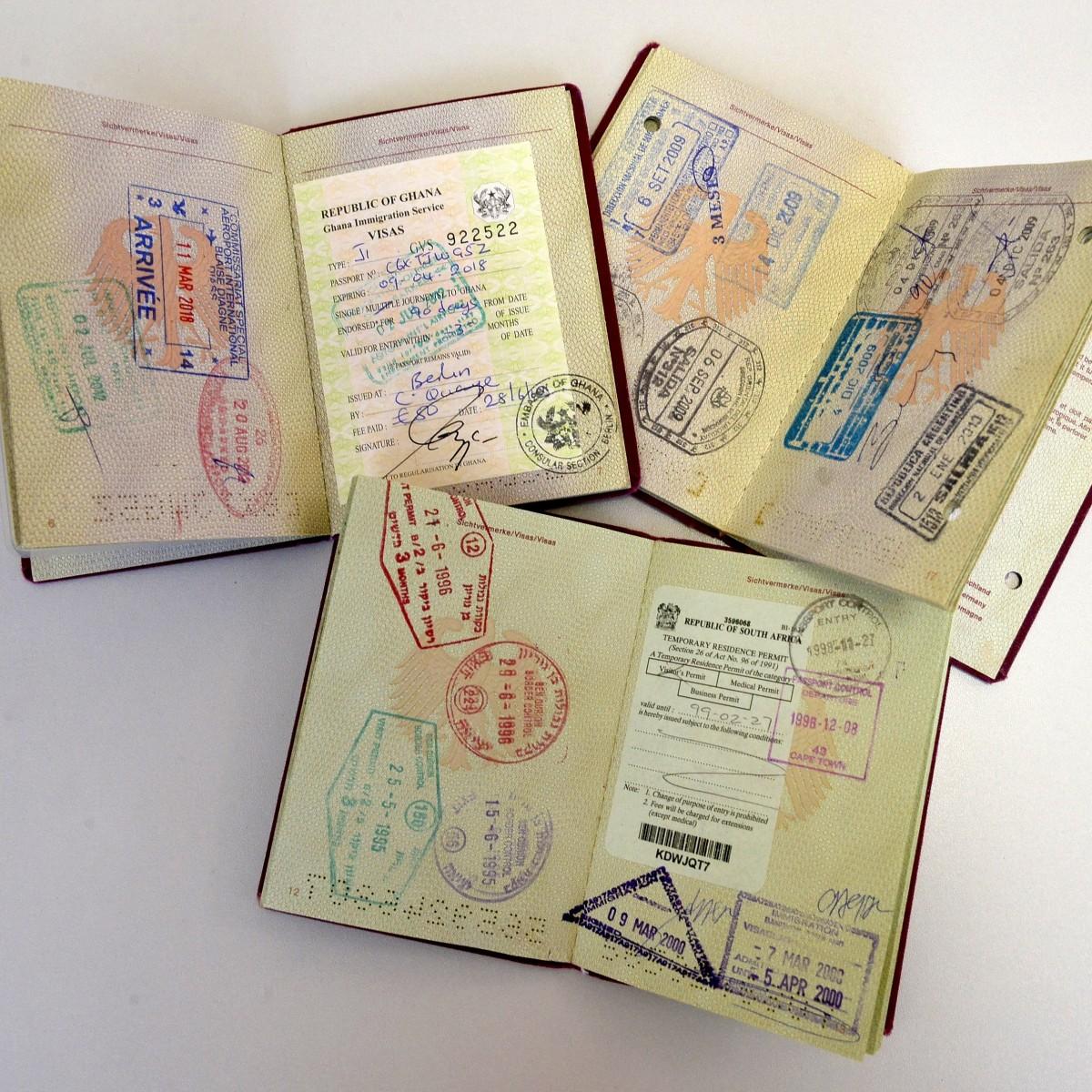 Pass abgelaufen russischer Russischer Pass