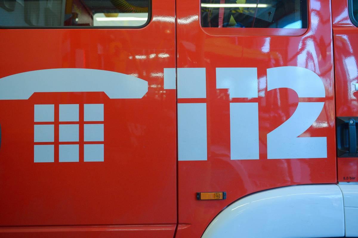 Schwerer Unfall Auf B 224 In Bottrop Mit Rettungswagen Wazde