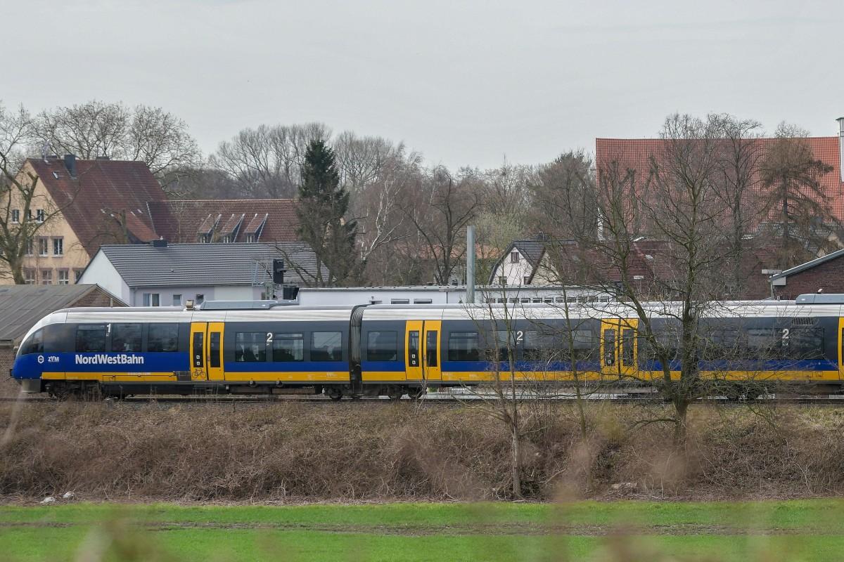 Dorstener Regionalbahn 44 Fährt Am Sonntag Nicht Durchgängig