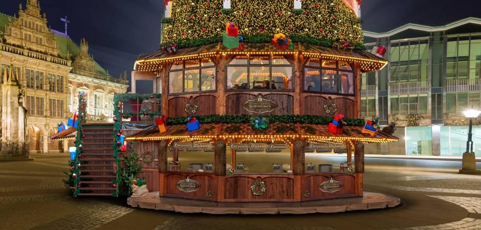 Weihnachtsbaum Kaufen Bremen.Herne Erhält Größten Mobilen Weihnachtsbaum Der Welt Waz De