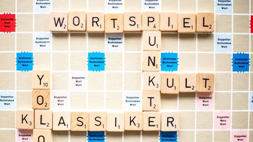 Scrabble Ist Nun Schon 70 Jahre Alt Aber Immer Noch Jung Wazde