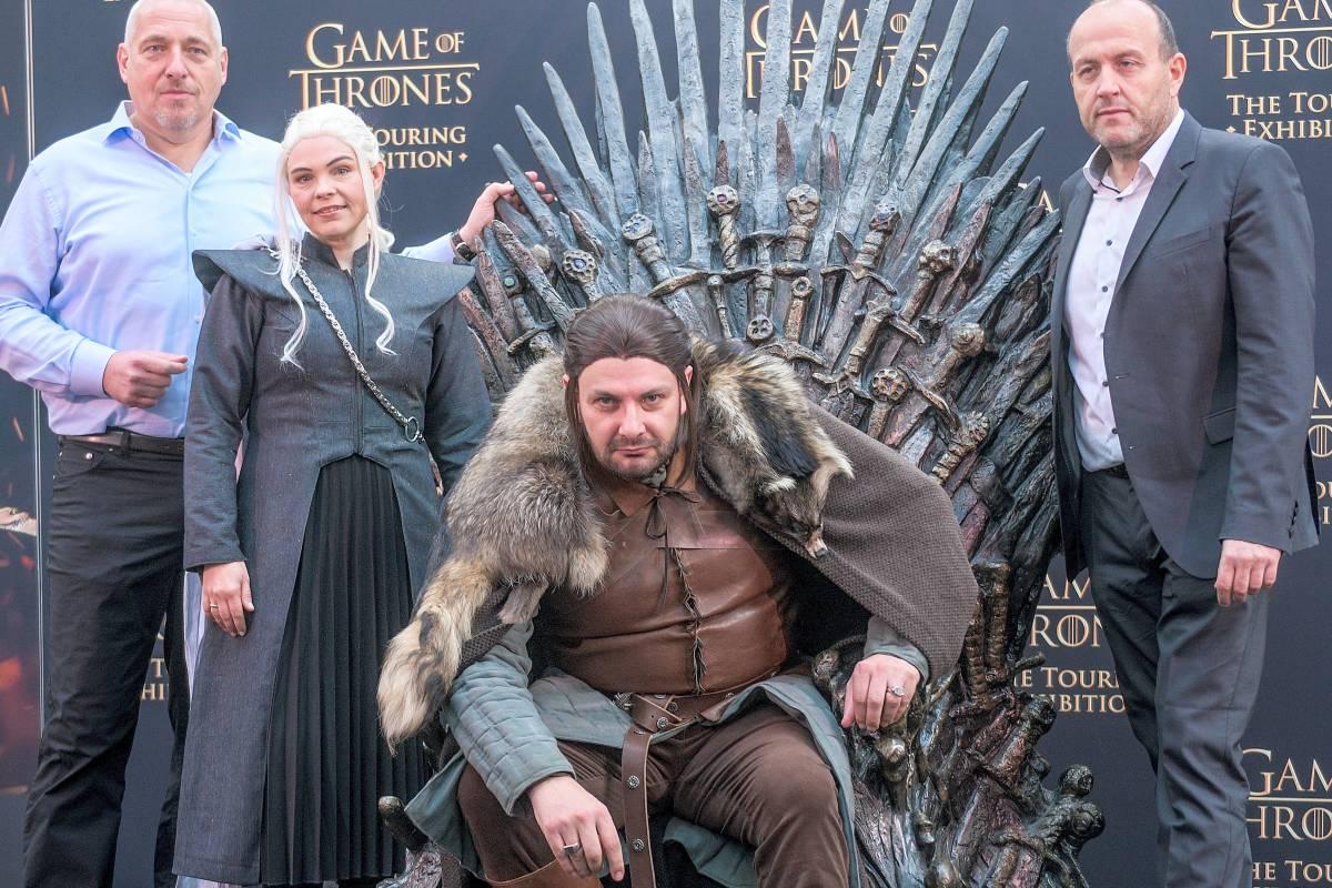 Game Of Thrones Erobert Centro Cosplay Event Angekündigt