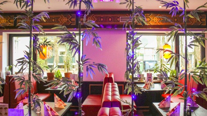 neues japanisches restaurant im duisburger s den. Black Bedroom Furniture Sets. Home Design Ideas