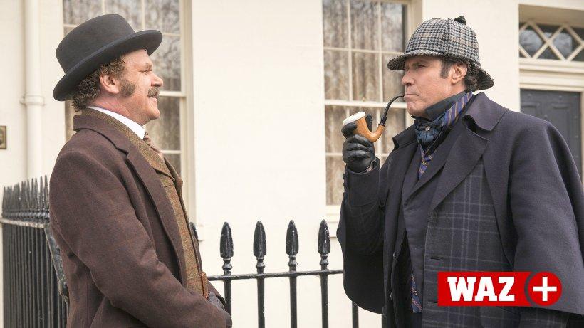Sherlock Holmes Der Lügende Detektiv