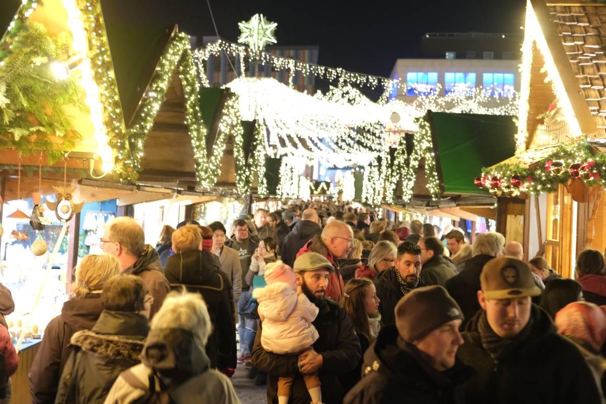 öffnungszeiten Essen Weihnachtsmarkt.Weihnachtsmarkt Essen 2019 Was ändert Sich Was Ist Neu Wo Parken