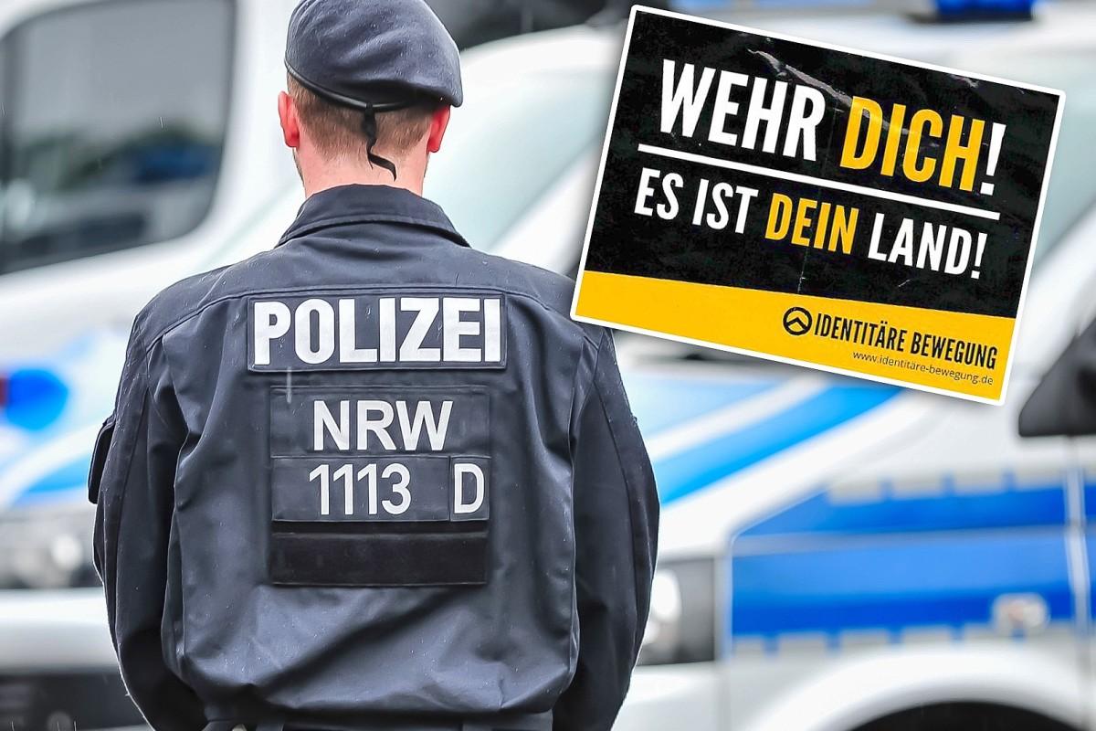 Sticker Fund Razzia In Räumen Und Fahrzeugen Der Polizei