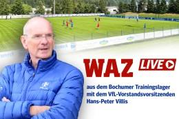 WAZ Live in voller Länge: Bochums Villis im Interview